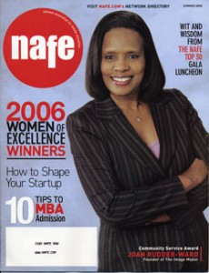 2006 Woman of Excellence in Community Service Award